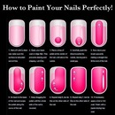 how to paint your nail perfectly