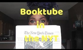 BookTube in NYT