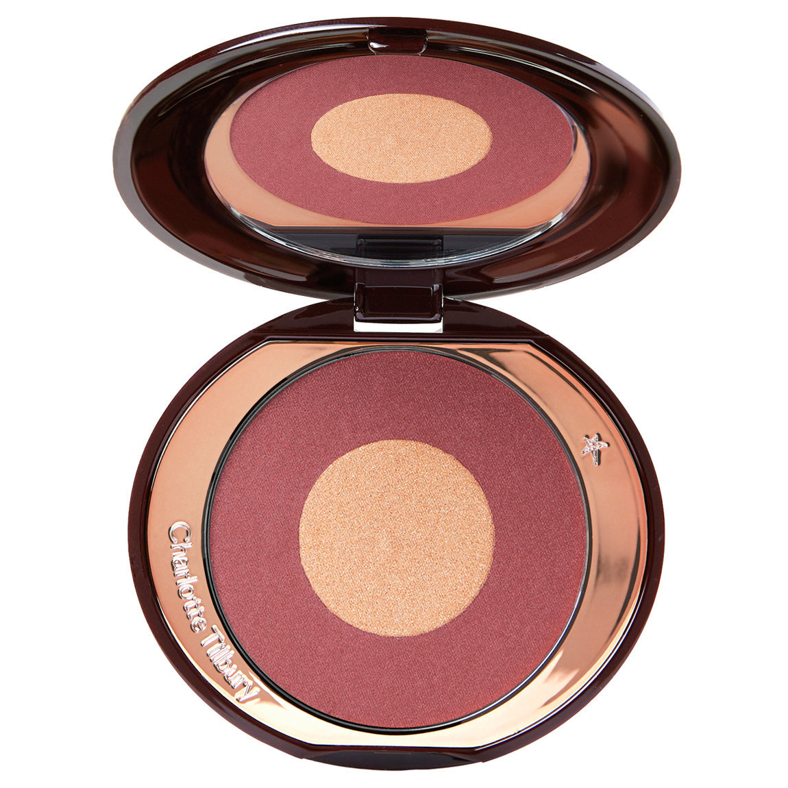 Charlotte Tilbury Cheek To Chic Walk of No Shame alternative view 1 - product swatch.