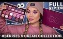 DOMINIQUE COSMETICS BERRIES & CREAM REVIEW   Maryam Maquillage