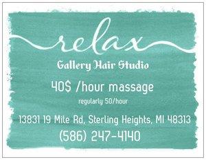 Gallery Hair studio Sterling heights MI