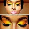 Makeup giving me life..