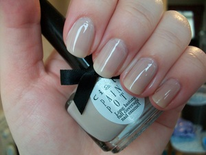 Ciate Paint Pot Nail Polish in Cookies & Cream  To read my review of the polish please visit my blog:   www.mazmakeup.blogspot.com