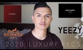 LUXURY CORE STAPLES FOR THE NEW 2020 YEAR !