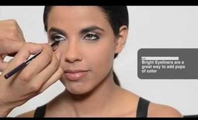 Summer Makeup Trends- Natural Bronzed Look using Maybelline