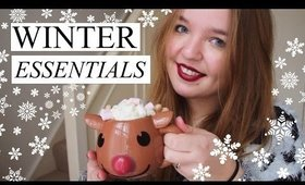 WINTER ESSENTIALS 2015 | Fashion, Beauty & More!