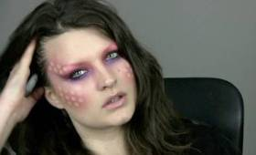 Fantasy / Costume make-up tutorial