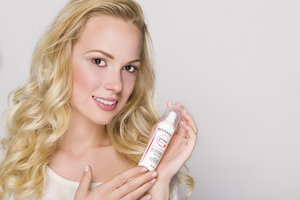 Make up cover of special post to blog post for Sensibio Tolerance Plus (by BIODERMA)