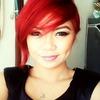 my hair color !! <3