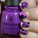 Advanced stamping flower