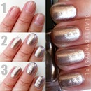 Bronze & White Tri-Dot Tutorial