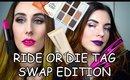 RIDE OR DIE TAG - SWAP! feat. Spindelsven-Ida