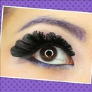 Black Feather Lashes!