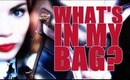 What's In My Bag? (January 2014)