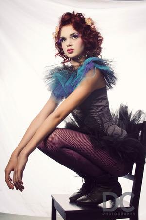 Photographer: Dermot Carey Makeup by Me