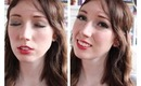 New Years Holiday Make-up Tutorial