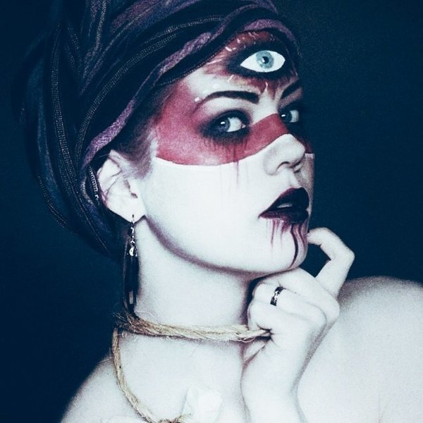 Voodoo Makeup Part Two Mille S S Photo Beautylish