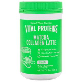 Vital Proteins Matcha Latte - Vanilla