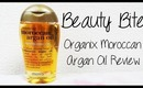 Beauty Bite | Organix Moroccan Argan Oil Review