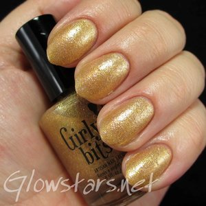 To read the blog post and see more pics including sunlight and macros visit http://glowstars.net/lacquer-obsession/2014/10/girly-bits-what-really-happened-in-vegas/