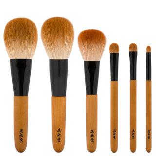 Kakishibuzome Series Brush Set