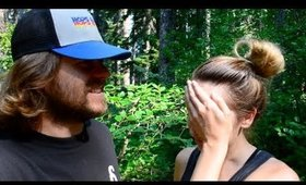 Truck Camper Life: Ep 17   We Got Chased by a Bear while Hiking