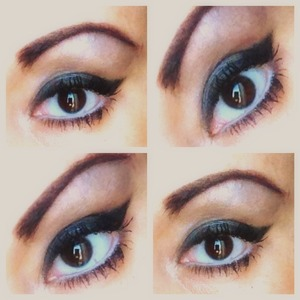 Easy n fast makeup for the day