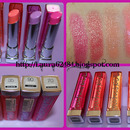 Maybelline Whisper Swatches