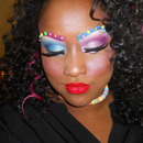Candy Land Makeup!