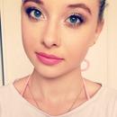 Simple spring makeup ❤ please enjoy ❤