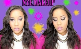 New Year's Eve/ Holiday Party Makeup Look