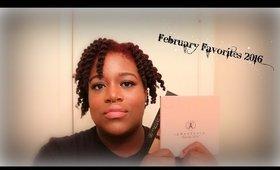 February Favorites 2016
