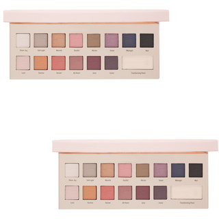 Naturally Pretty Vol. 1 Matte Luxe Transforming Eyeshadow Palette (Buy One, Get One)