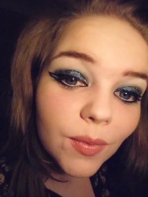 New dawn Makeup look