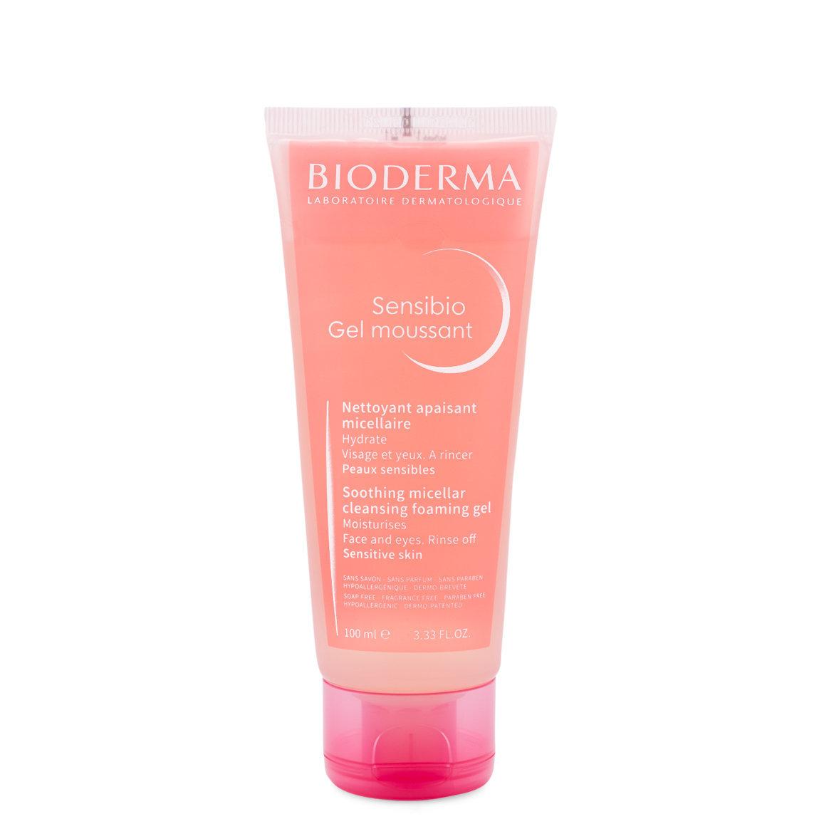 Bioderma Sensibio Foaming Gel 100 ml alternative view 1 - product swatch.