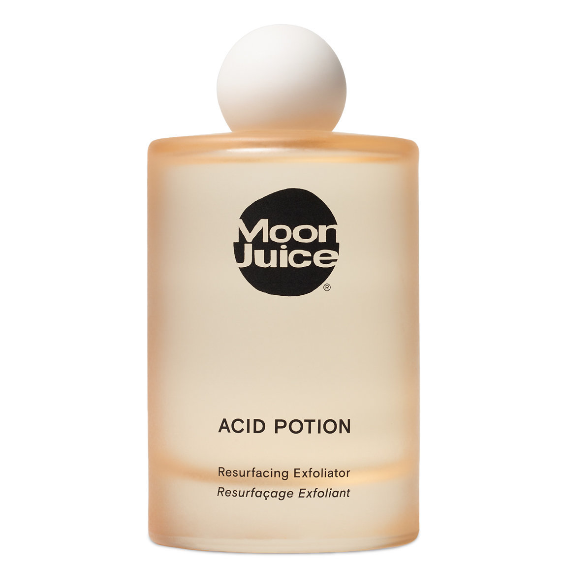 Moon Juice Acid Potion Resurfacing Exfoliator alternative view 1 - product swatch.
