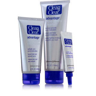 Johnson & Johnson Advantage Acne Control Kit