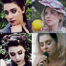 Marina & the Diamonds - Primadonna girl inspired make-up