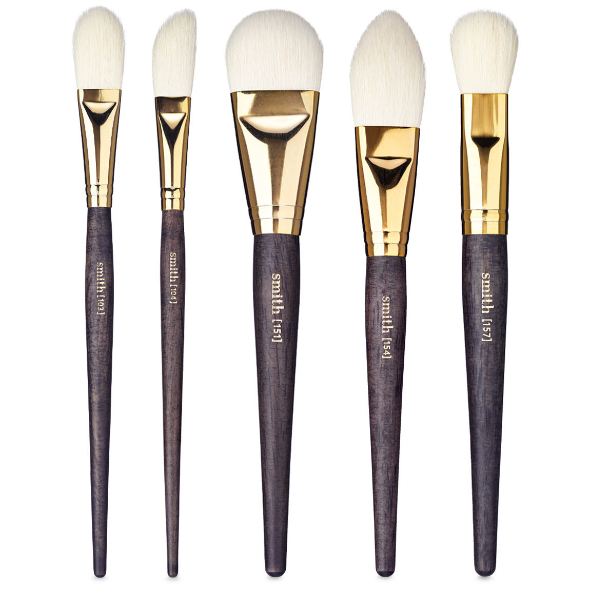 Smith Cosmetics Sculpting Series Brush Set alternative view 1 - product swatch.