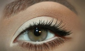 HOW TO: INSTANT EYESHADOW CREASE!