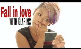 Fall in Love with Clarins