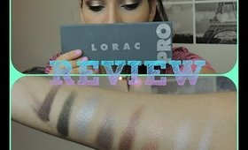 Lorac PRO 2 Review and Swatches!