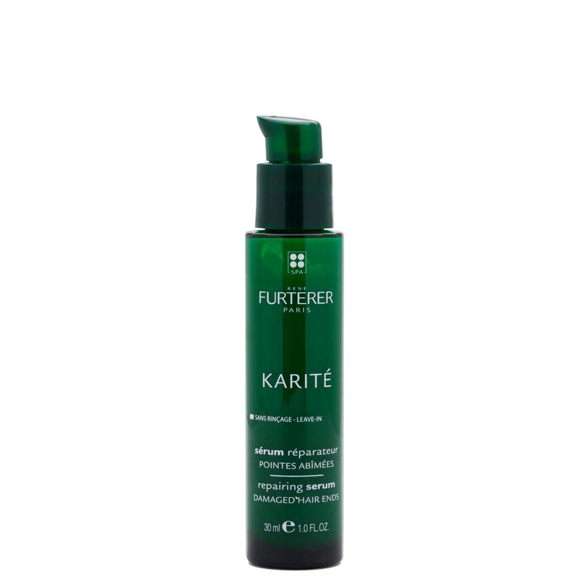 Rene Furterer Karite Nutri Intense Nourishing Serum product swatch.