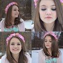 Spring in Winter Makeup
