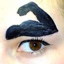 Eyebrow game too strong