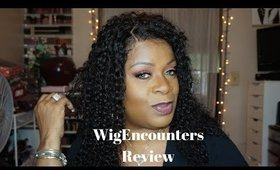 WigEncounters Curly Review and a Giveaway!