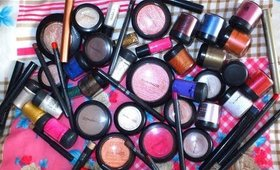 MAC Make-Up Collection | Pigments, Reflects, Glitters, Skinfinishes + More