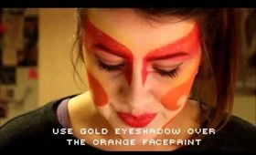 Carnival Facepaint Tutorial | Emstixx