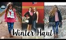Winter Clothing Haul