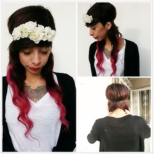 I never wear headbands, what do you think keep it or not ? From forever 21 only $5.90 ( free shipping ! )